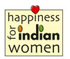 happiness for Indian women