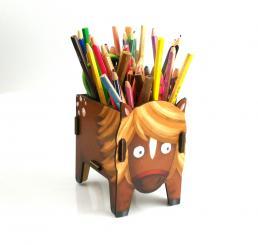 WERKHAUS - Stiftebox Vierbeiner Pony