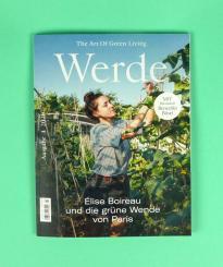 Werde Magazin The Art Of Green Living