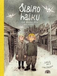 "Baobab Books Vilė, Jurga / Itagaki, Lina ""Sibiro Haiku"""