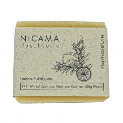 NICAMA Lemon-Eukalyptus Seife
