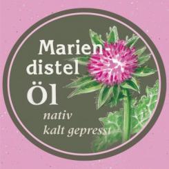 Ölmühle Garting - kaltgepresstes Mariendistelöl