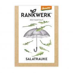 Rankwerk BIO Saatgut Salatrauke