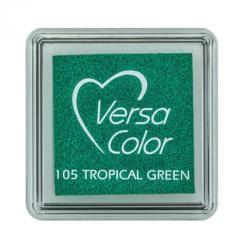 VersaColor Stempelkissen klein Tropical Green