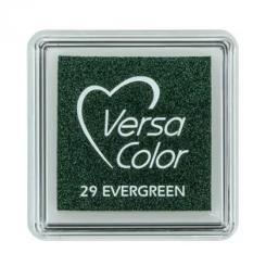 VersaColor Stempelkissen klein Evergreen