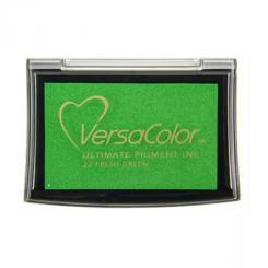 VersaColor Stempelkissen groß Fresh Green