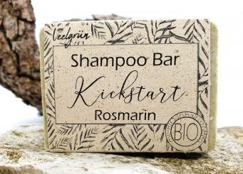 "Veelgrün plastikfreies Shampoo Bar ""Kickstart"""