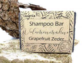 "Veelgrün plastikfreies Shampoo Bar ""Volumenmähne"""