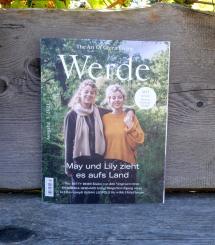 Werde Magazin The Art of Green Living 3 2021
