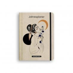 Matabooks Graspapier Kalender Achtsamkeit