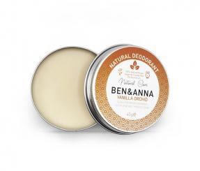 Ben & Anna - Deocreme Vanilla Orchid