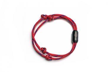 "Bracenet - Armband ""Red Sea - schwarz"""