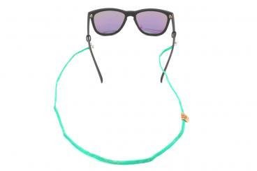 Upcycling Brillen-/Maskenkette aus Fischernetz