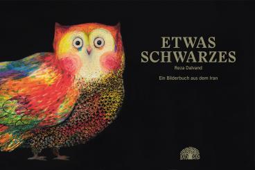 "Baobab Books Dalvand, Reza ""Etwas Schwarzes"""