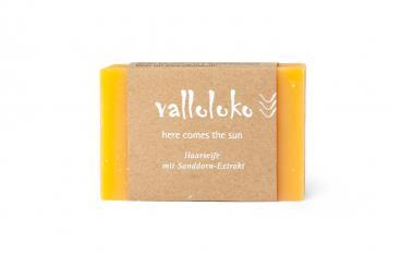 Valloloko Haarseife Here Comes the Sun