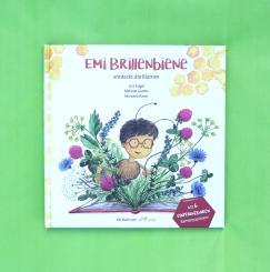 Emi Brillenbiene Kinderbuch mit BIO Saatgut
