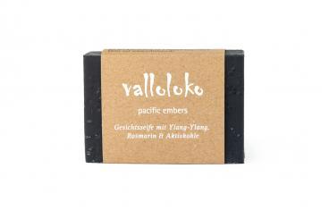 Valloloko Gesichts- und Körperseife Pacific Embers