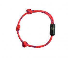 Bracenet nachhaltiges Fischernetz-Armband größenverstellbar