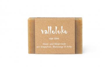 Valloloko Hand- & Körperseife Ripe Time