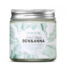 Ben & Anna - plastikfreie Zahnpasta Sensitive