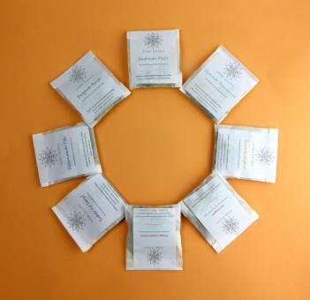 Herba Solaris Tee Tester & Geschenkset Von allem etwas