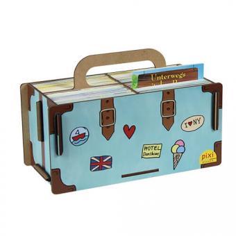 Pixi-Buch-Koffer zum Aufbewahren & Reisen