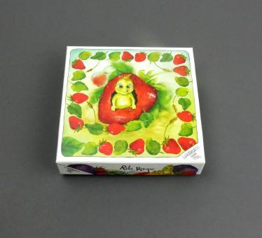 Logofrosch Brettspiel Rita Raupe
