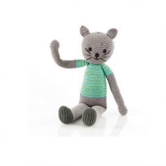 Pebble Kuscheltier Katze