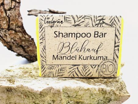 "Veelgrün plastikfreies Shampoo Bar ""Blühauf"""