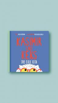 """Kinderpappbuch Kasimir und Keks """"Die Eule Rita"""""""
