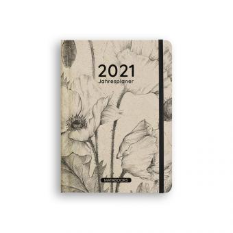 Matabooks - veganer Graspapier-Jahresplaner 2021 Nature