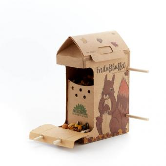 """Die Stadtgärtner - Freiluftbuffet """"Eichhörnchen"""""""