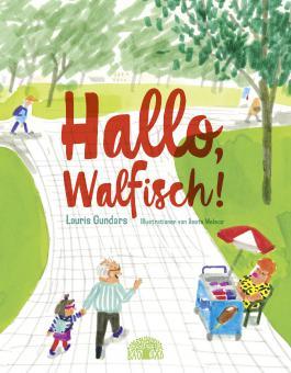 "Baobab Books - Gundars, Lauris ""Hallo, Walfisch!"""