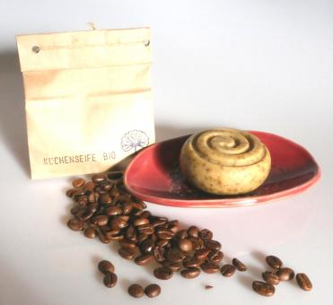 Holledauer Seifenrausch - Kaffee- oder Küchenseife