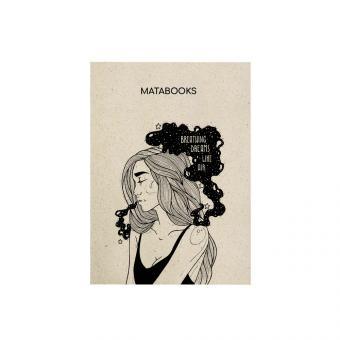 "Matabooks - Swiss Brochure ""Dreaming"" (schwarz)"