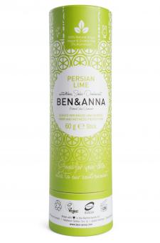 Ben & Anna - Deo Persian Lime