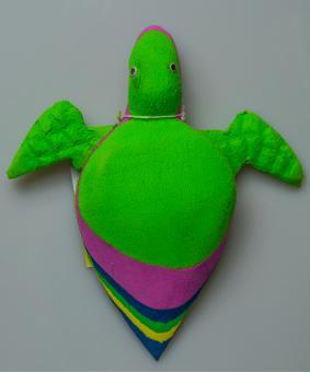 Upcycling Deluxe - Türstopper Schildkröte